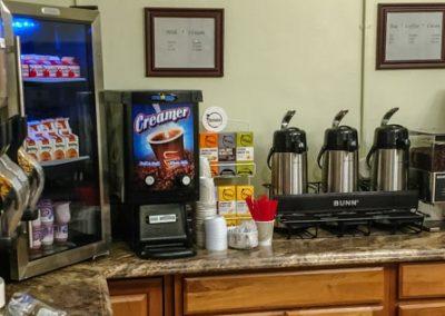 Grab n' Go Breakfast Counter