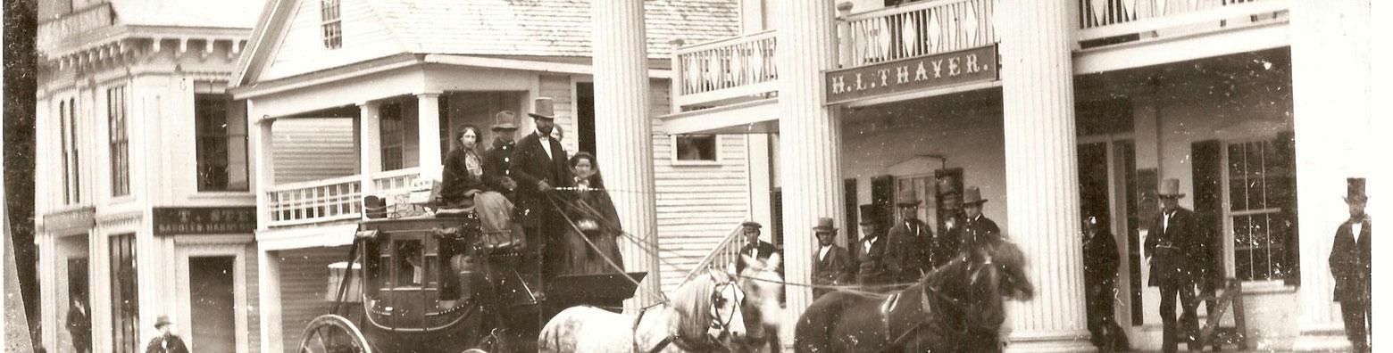 Historical Littleton NH Inn