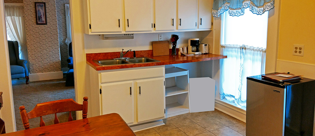 Hotels in Littleton NH Kitchenette