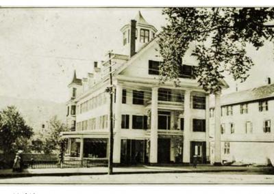 Thayers Inn 1907