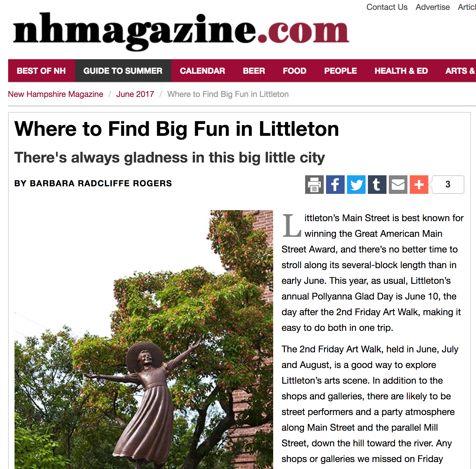 Where to Find Big Fun in Littleton