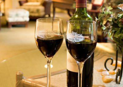 christmasfarm-inn-spa-wine
