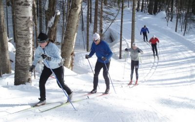 A Winter Ski Adventure Awaits Right At Our Doorstep