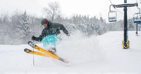 winter activities near Littleton NH