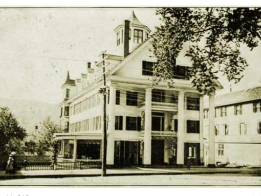 Thayers Inn 1907
