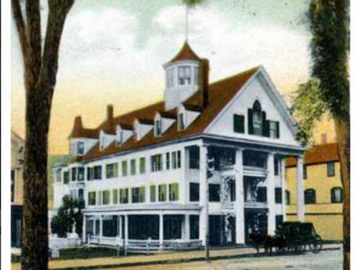 Thayers Inn 1908