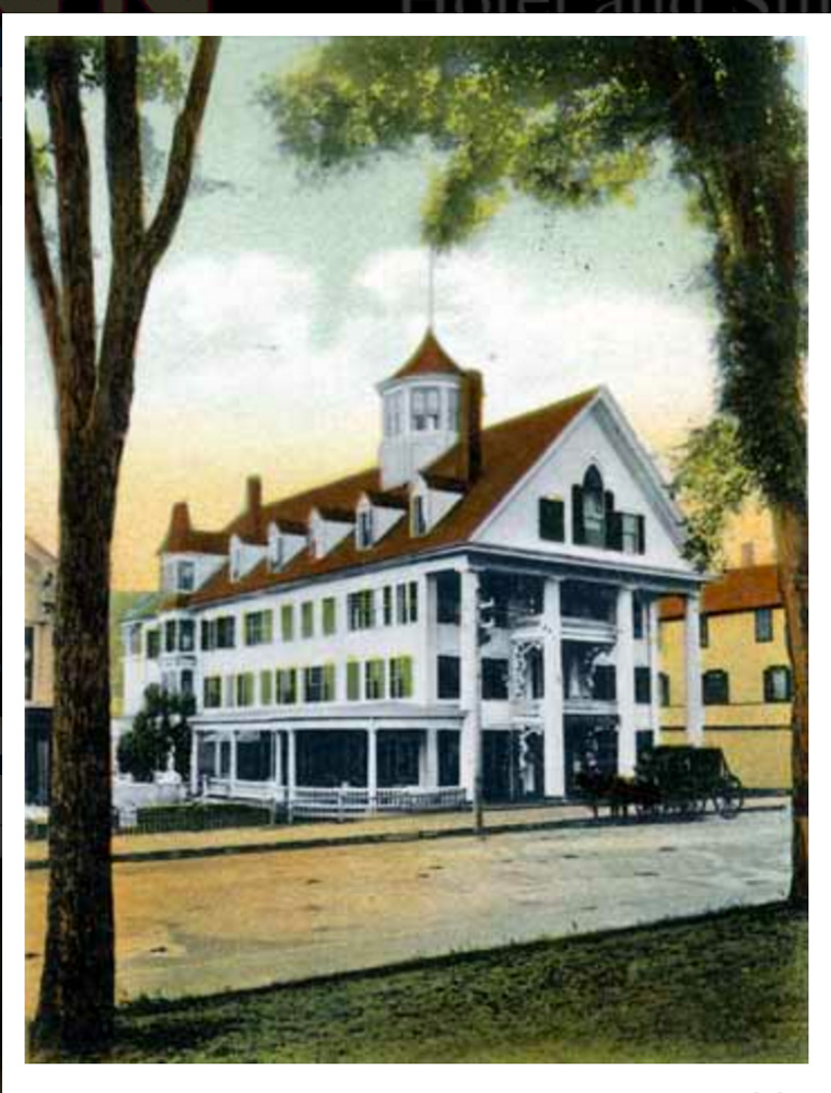 Thayers Inn 1908 Thayers Inn