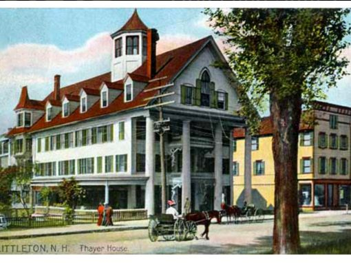 Thayers Inn 1909