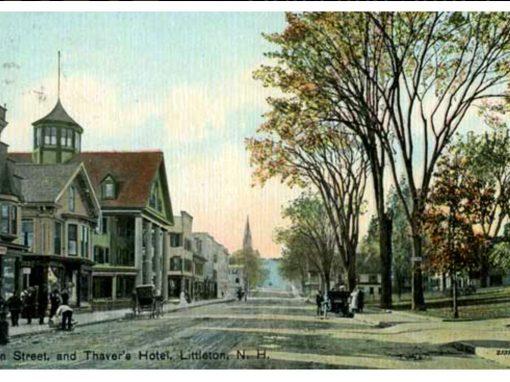 Thayers Inn 1912