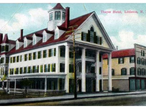 Thayers Inn 1914