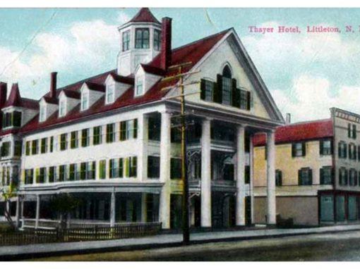 Thayers Inn 1914