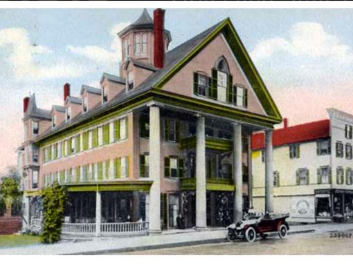 Thayers Inn 1917