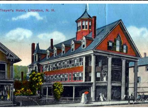 Thayers Inn 1920