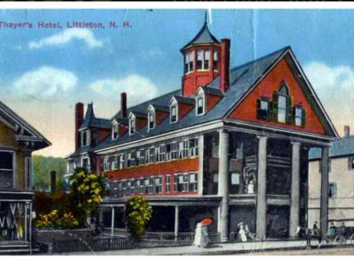 Thayers Inn 1920