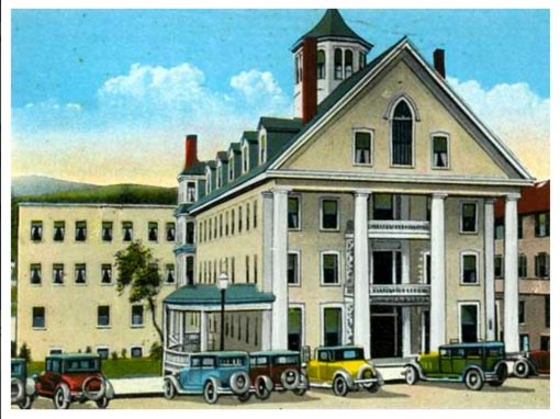 Thayers Inn 1936