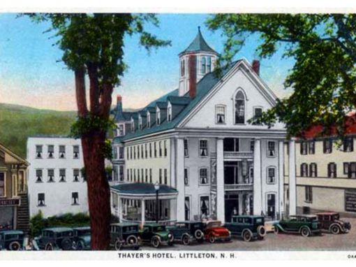 Thayers Inn 1944