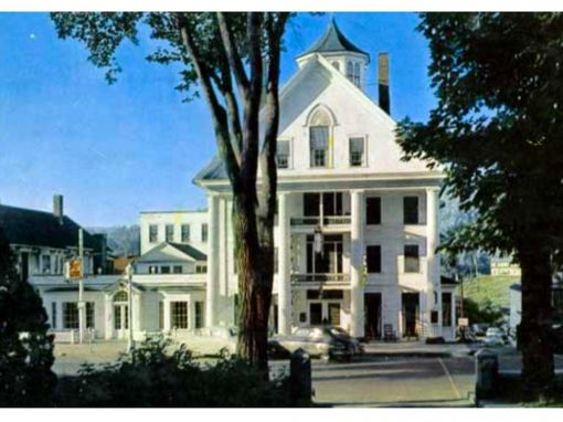 Thayers Inn 1956