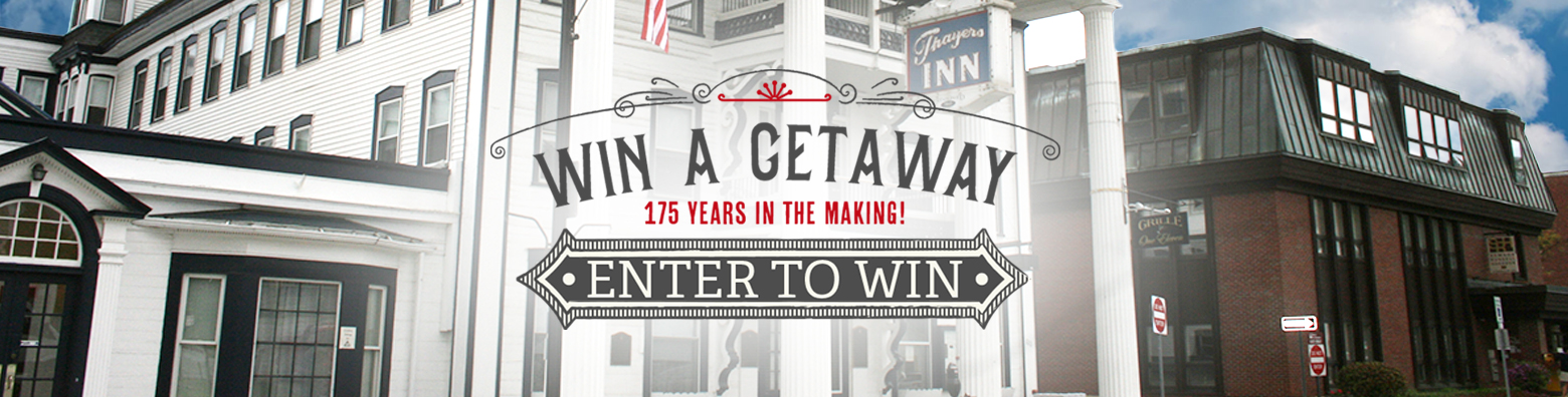 Win a Getaway 175 years in the making