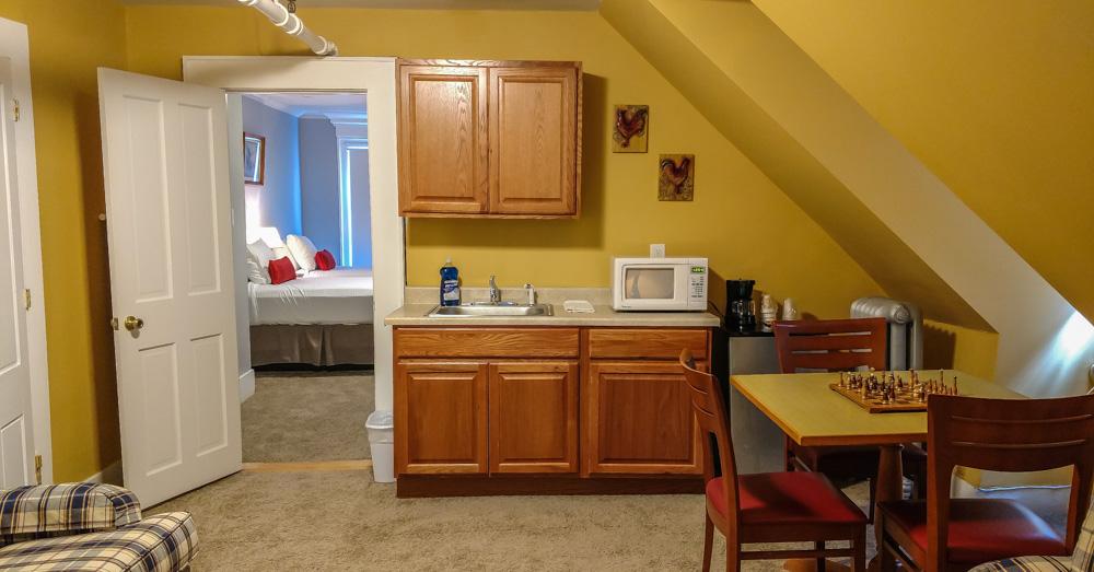 Kitchenette Suite 39