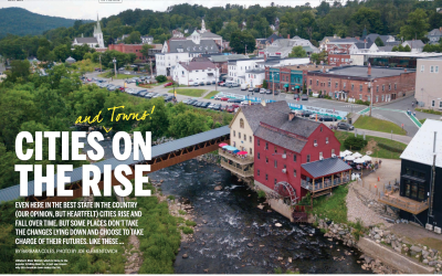 Littleton NH– A Town on the Rise